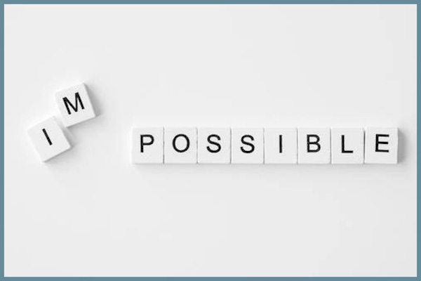 Word I am possible